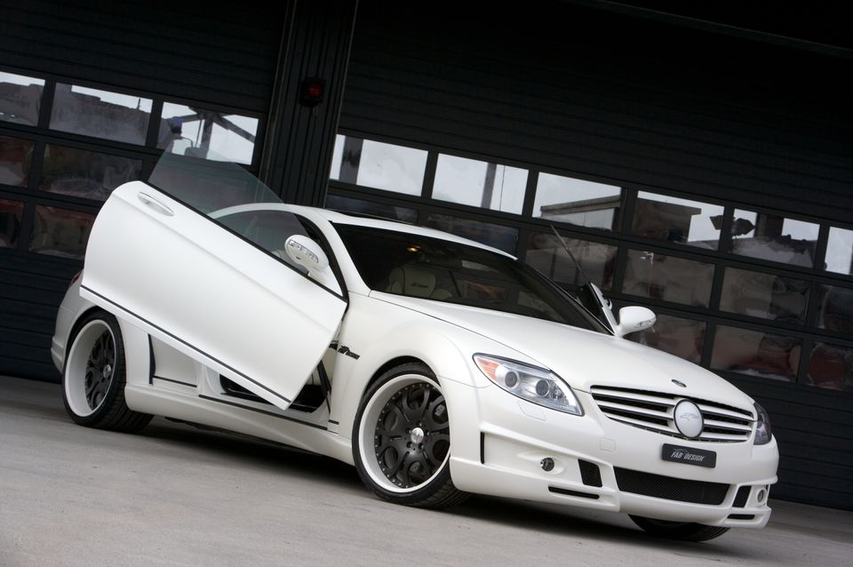 FAB DESIGN CL Widebody - Mercedes W216 Coupe – Tuning