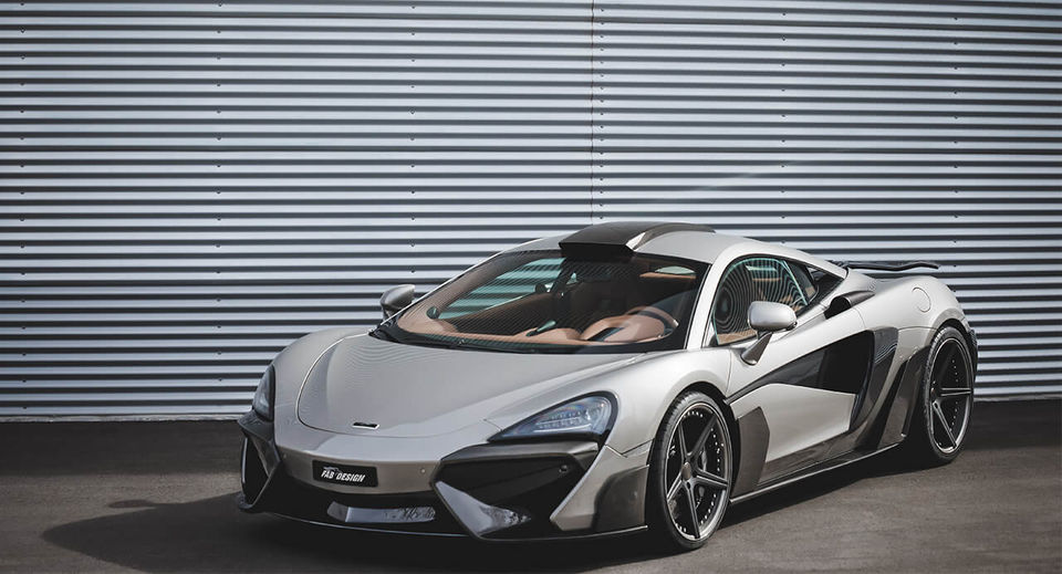 McLaren 570S - VYALA by FAB DESIGN Switzerland