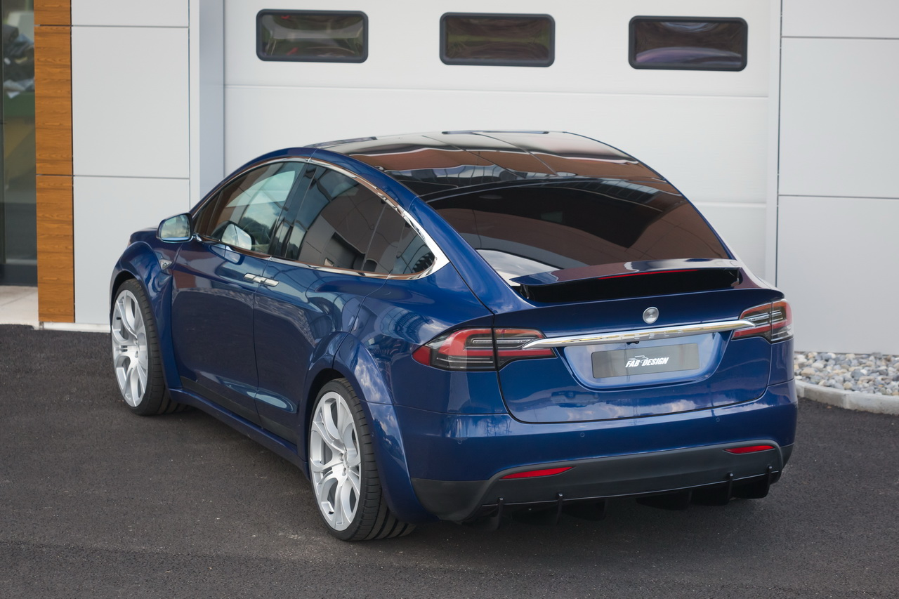 Tesla Image: FAB Design