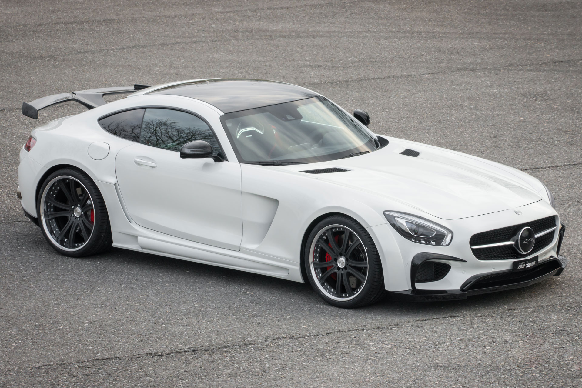 Mercedes Benz AMG GT/S - FAB Design