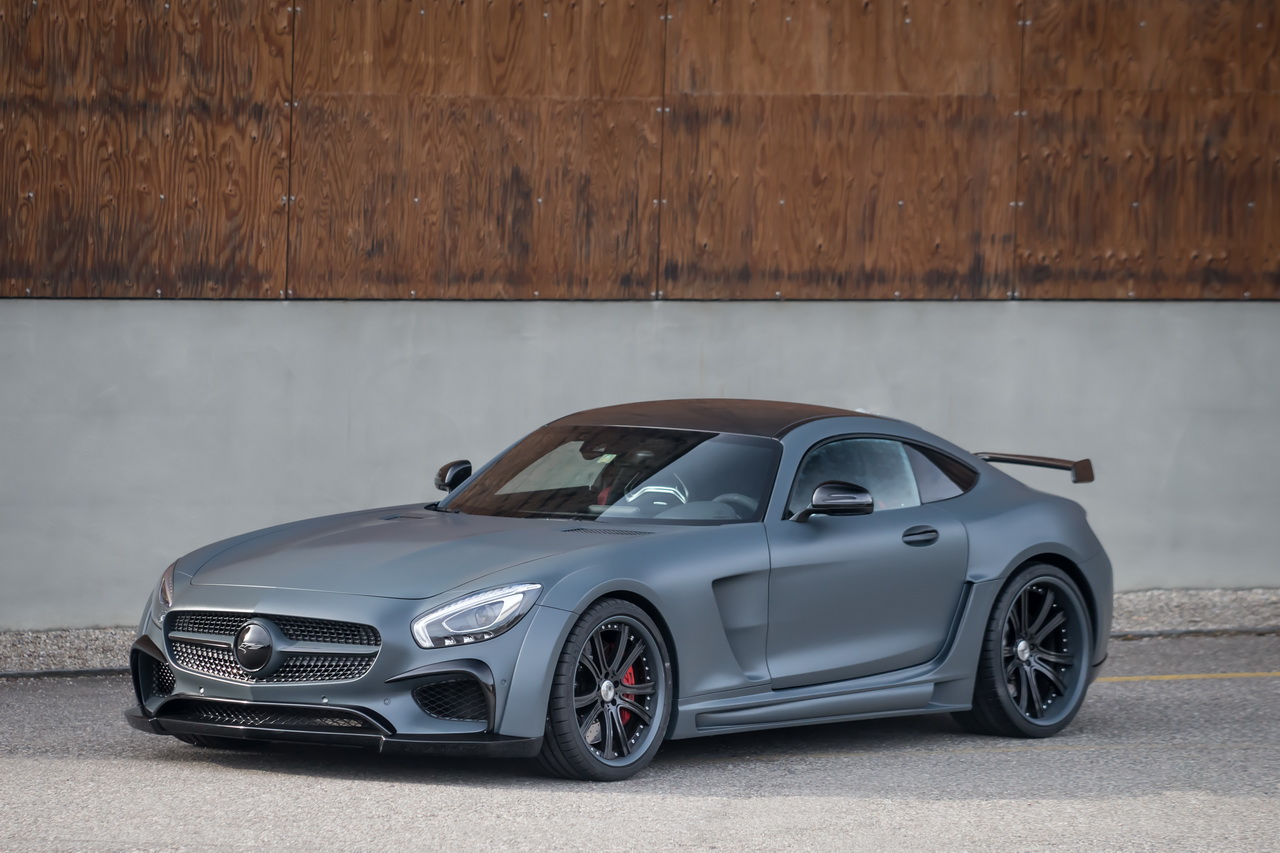 Mercedes Benz AMG GT S FAB Design