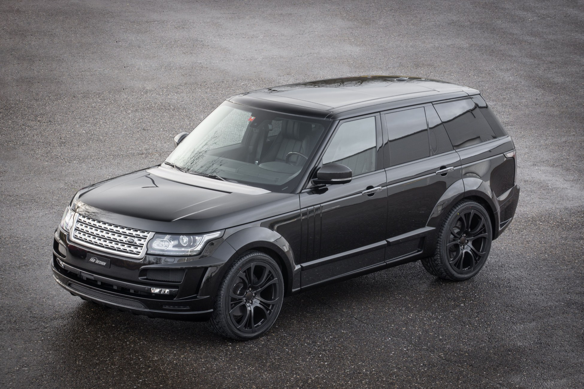 FAB Design Noreia auf Basis des Range Rover Vogue