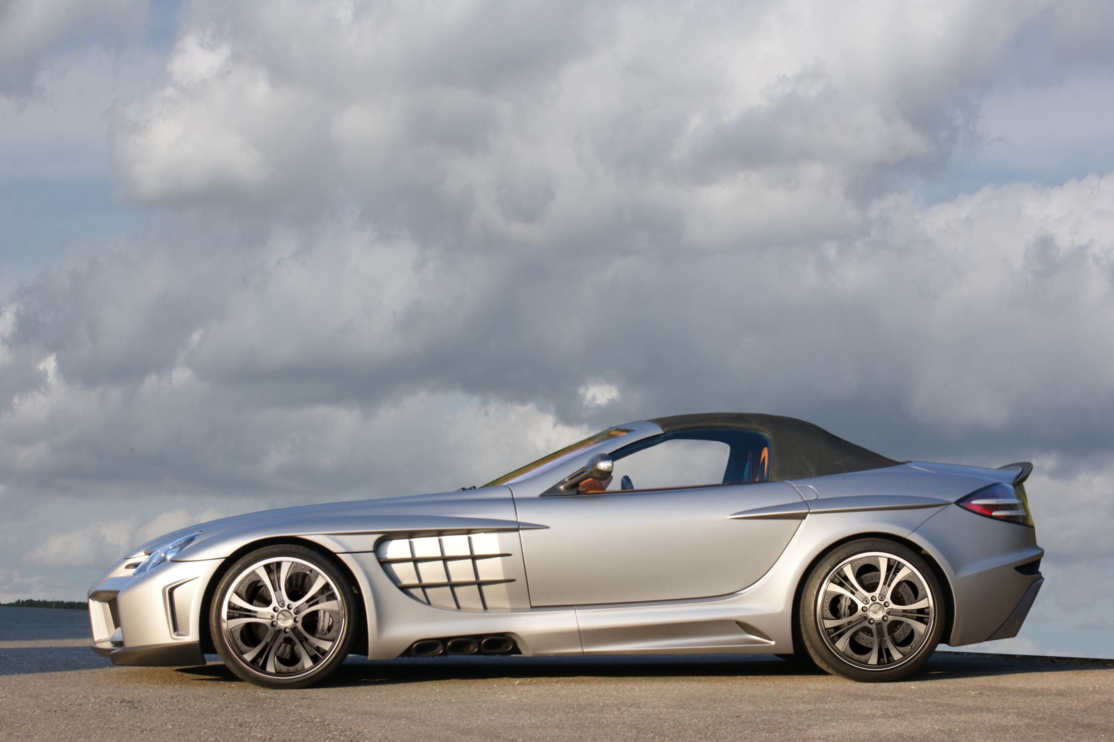 Mercedes Benz Slr Mclaren Fab Design